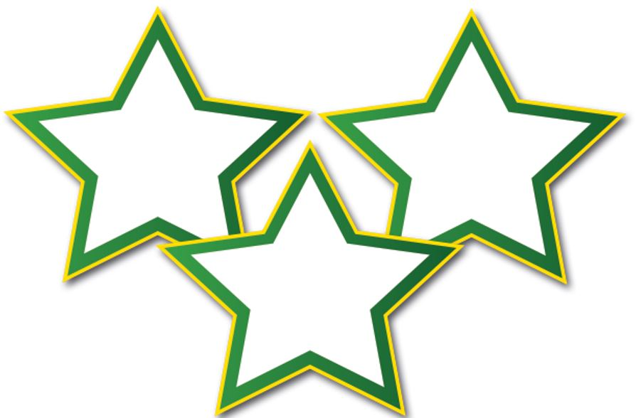 3 Stars of the month