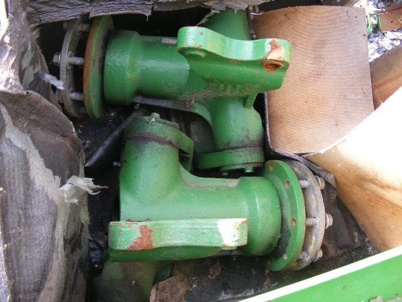 John Deere Kit 2RM séries 9060 / 2WD kit 9060 series